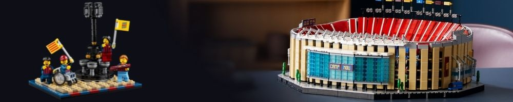 LEGO FC Barcelona Camp Nou
