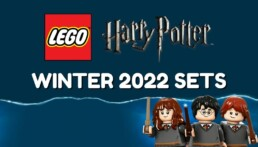 LEGO Harry Potter Winter 2022