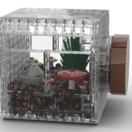 LEGO Ideas Terrariums