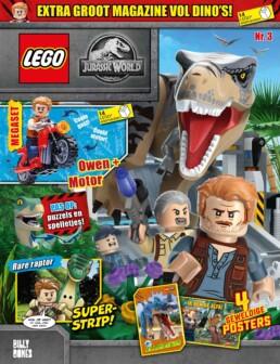 LEGO Jurassic World 03 - 2021