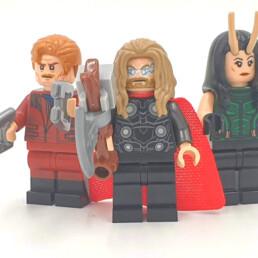 LEGO Marvel 76193 guardians´ ship