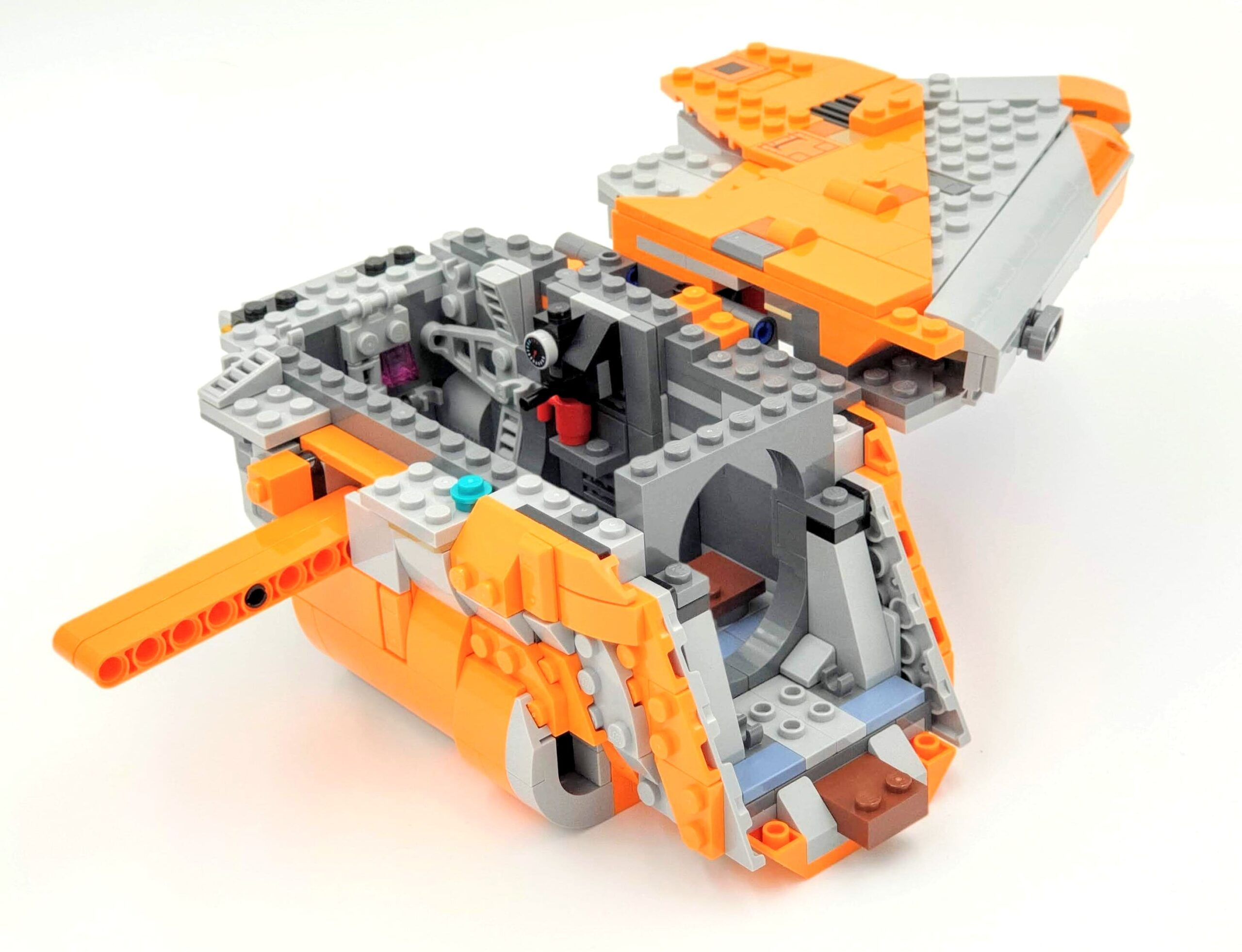 LEGO Marvel 76193 The guardians´ ship
