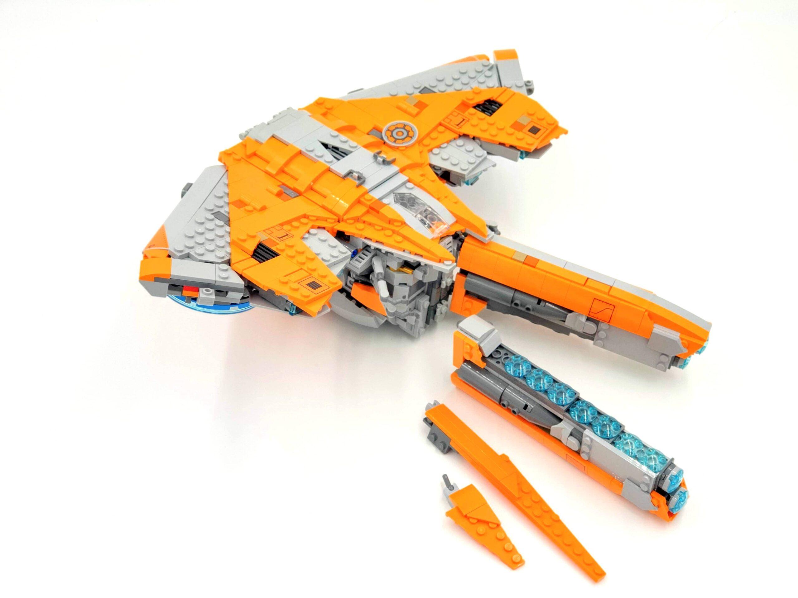 LEGO Marvel 76193 guardians´ship
