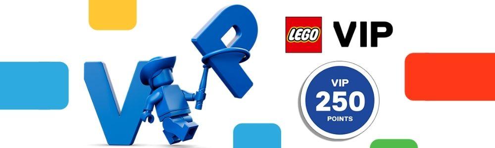 LEGO My Nintendo VIP points