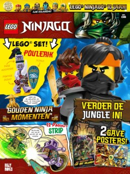 LEGO NINJAGO 06 - 2021