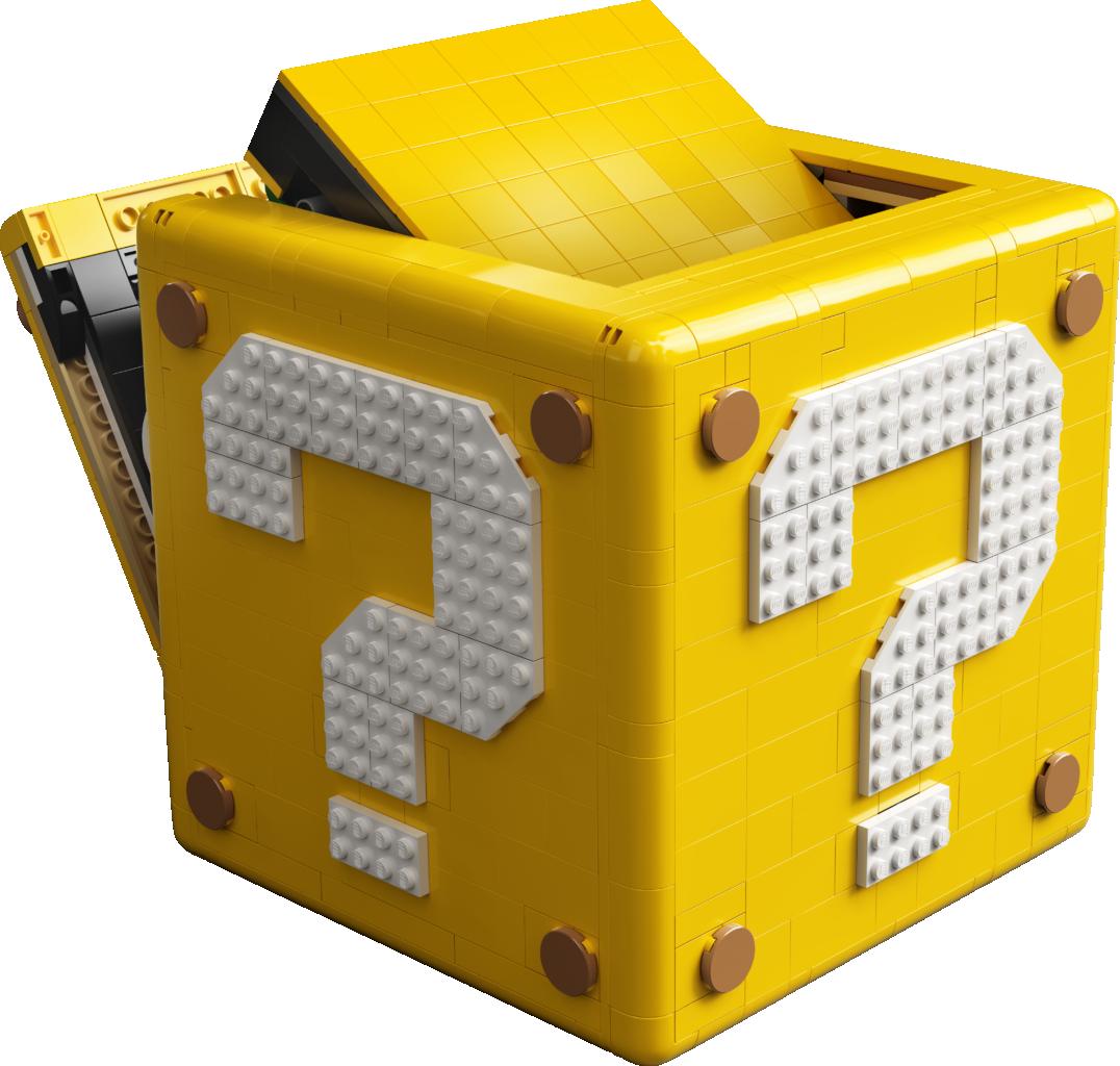 LEGO 71395 Super Mario 64 ? Block