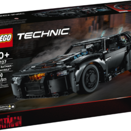 LEGO Technic 42127 The Batman Batmobile