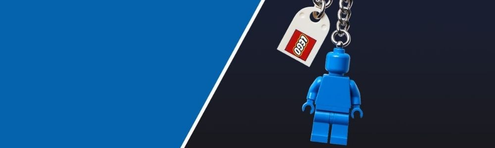 LEGO VIP Key Chain