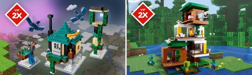 LEGO dubbele VIP punten september