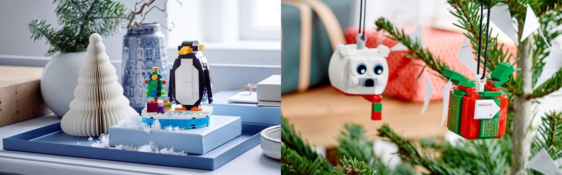 LEGO kerst Seasonals