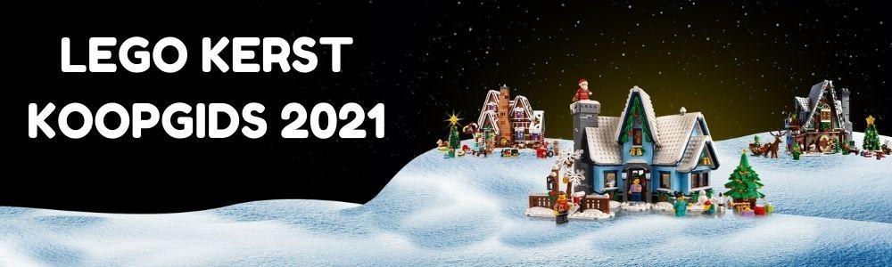LEGO kerst koopgids 2021
