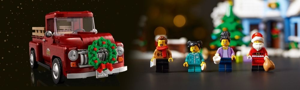 Overige LEGO kerstsets