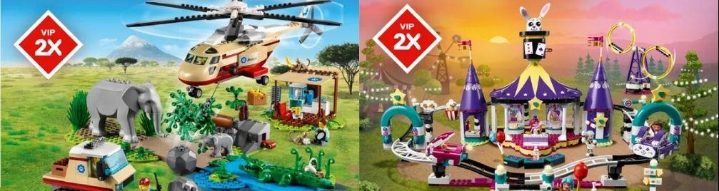 Dubbele LEGO VIP-punten oktober 2021