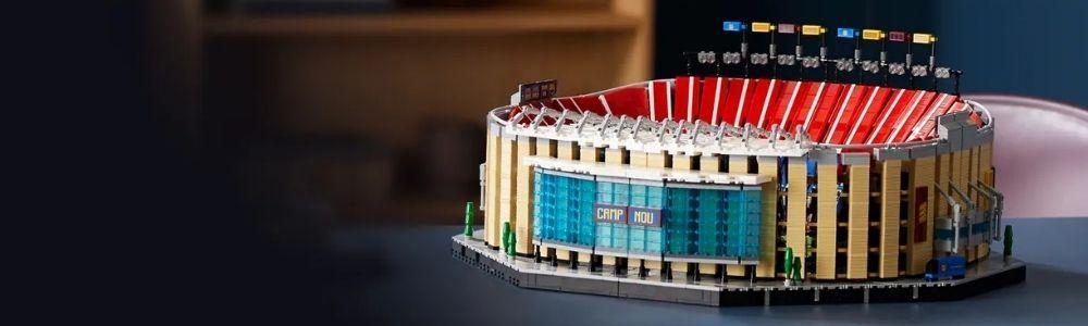 LEGO Camp Nou - FC Barcelona