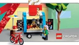 LEGO Creator 40488 LEGO Coffee Cart