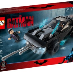 LEGO DC 76181 Batmobile The Penguin Chase