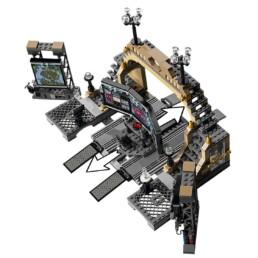 LEGO DC 76183 Batcave The Riddler Face-Off