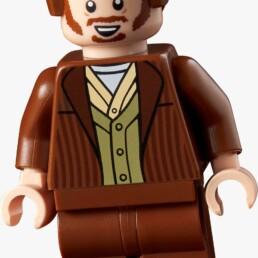 LEGO Ideas 21330 Home Alone Minifigures