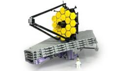 LEGO Ideas James Webb Space Telescope