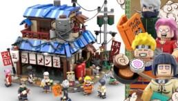 LEGO Ideas Naruto Ichiraku Ramen Shop - 20th Anniversary (3)