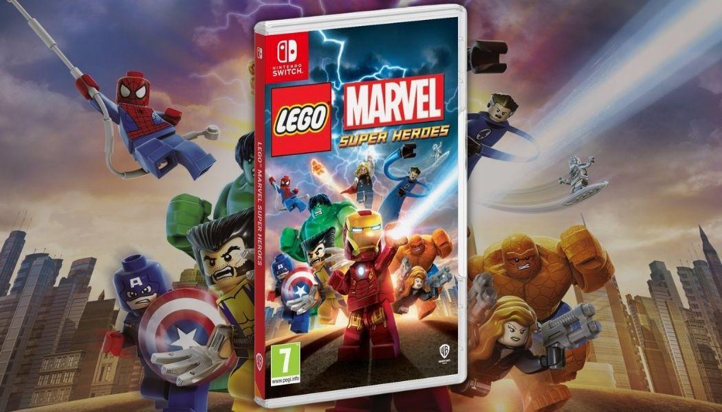 LEGO Marvel Super Heroes (Nintendo Switch)