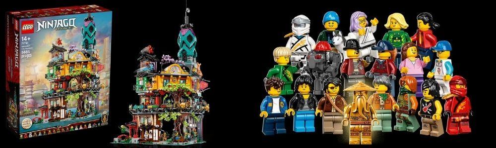 LEGO Ninago City Gardens