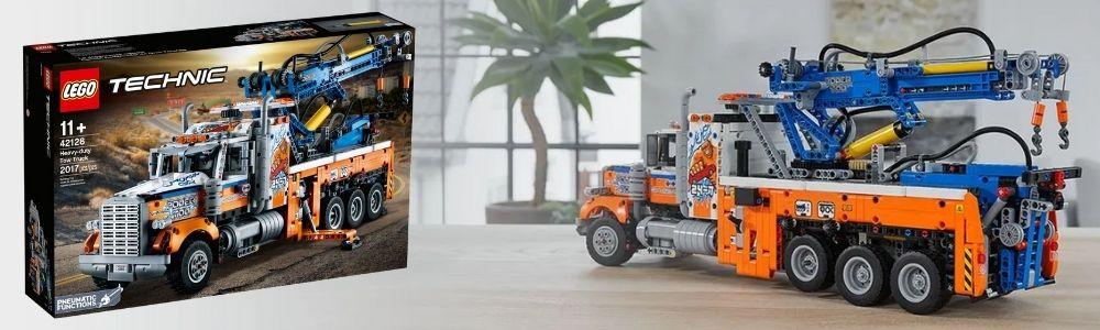 LEGO Technic Heavy Duty Tow Truck