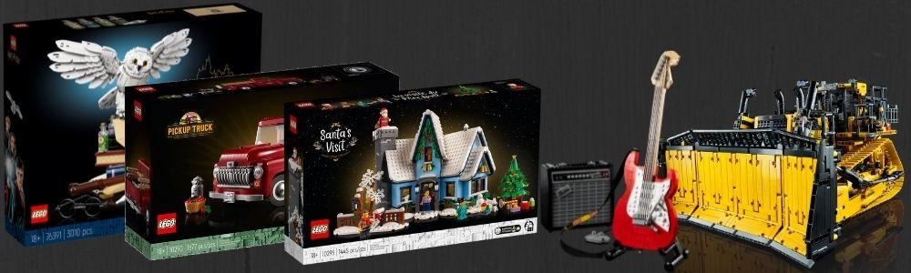 Nieuwe LEGO sets