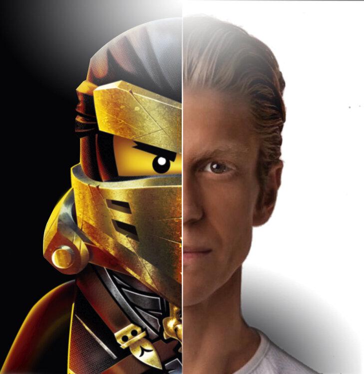 Nieuwe stemacteur voor LEGO Ninjago's Cole